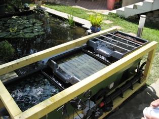 Mon bassin bassins en g n ral for Filtre etang